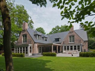 Architecten portfolio for Modern landhuis