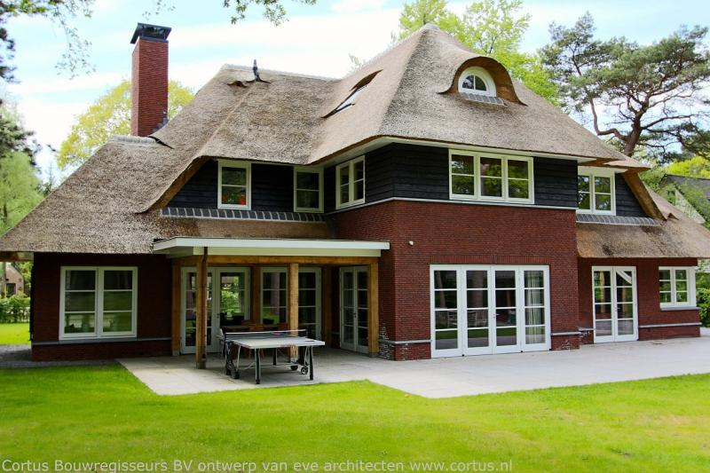 luxe villa bouwen