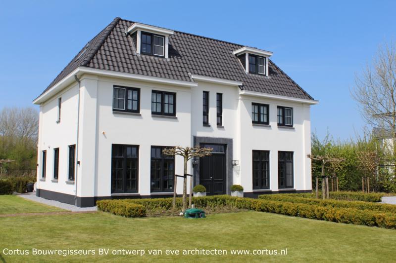 Villa in hengelo - Stenen huis uitbreiding ...
